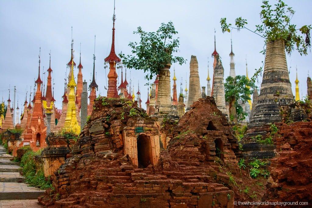 Myanmar Inle Lake Must See Sights-7