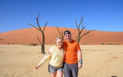 Namibia, Botswana and Victoria Falls: an Africa adventure of a lifetime!