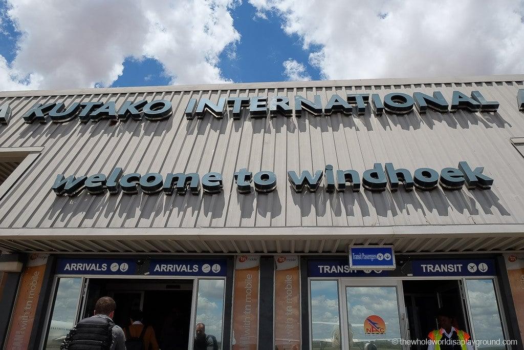 Namibia Botswana Victoria Falls Ultimate Road Trip Itinerary