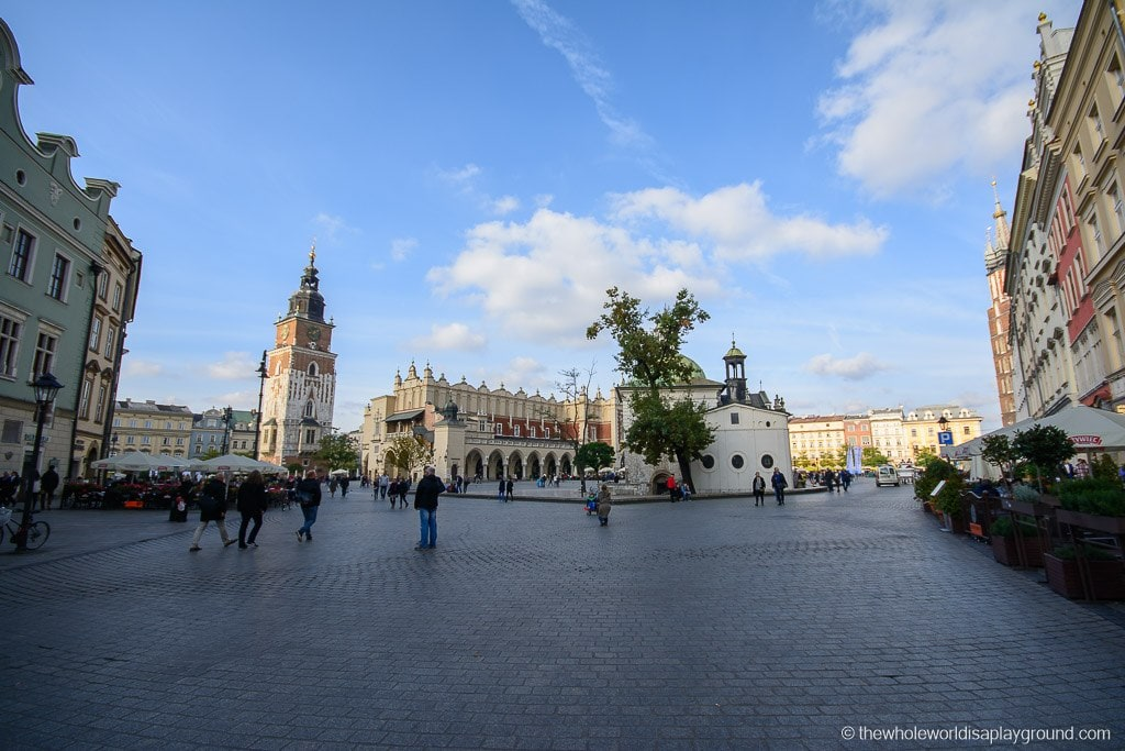 Poland Krakow Must See Best Sights