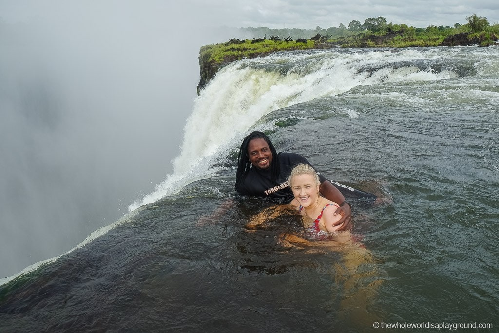 Zambia Victora Falls Ultimate Guide Swim Devils Pool-24