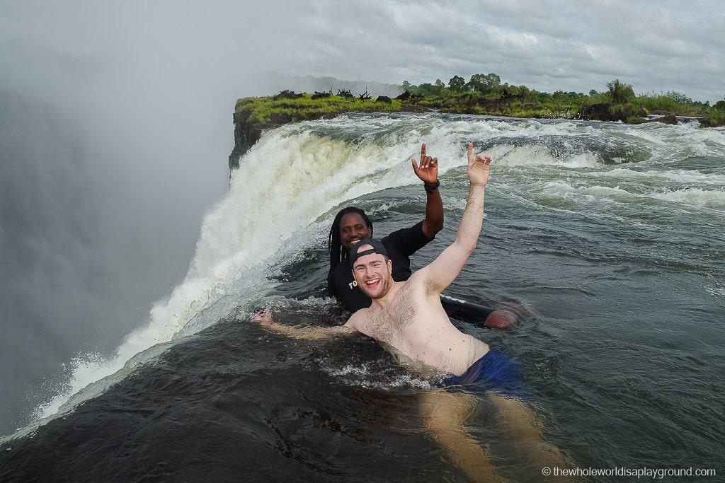 Zambia Victora Falls Ultimate Guide Swim Devils Pool-25