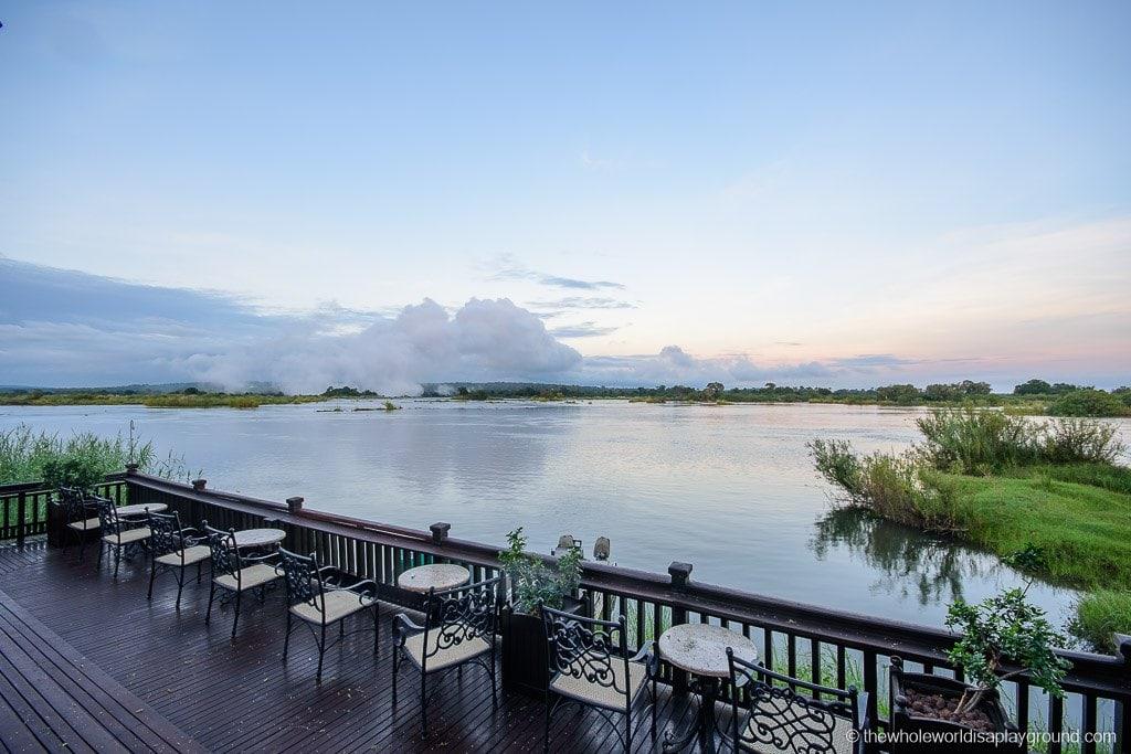 Zambia Victoria Falls Royal Livingston Hotel Review-10