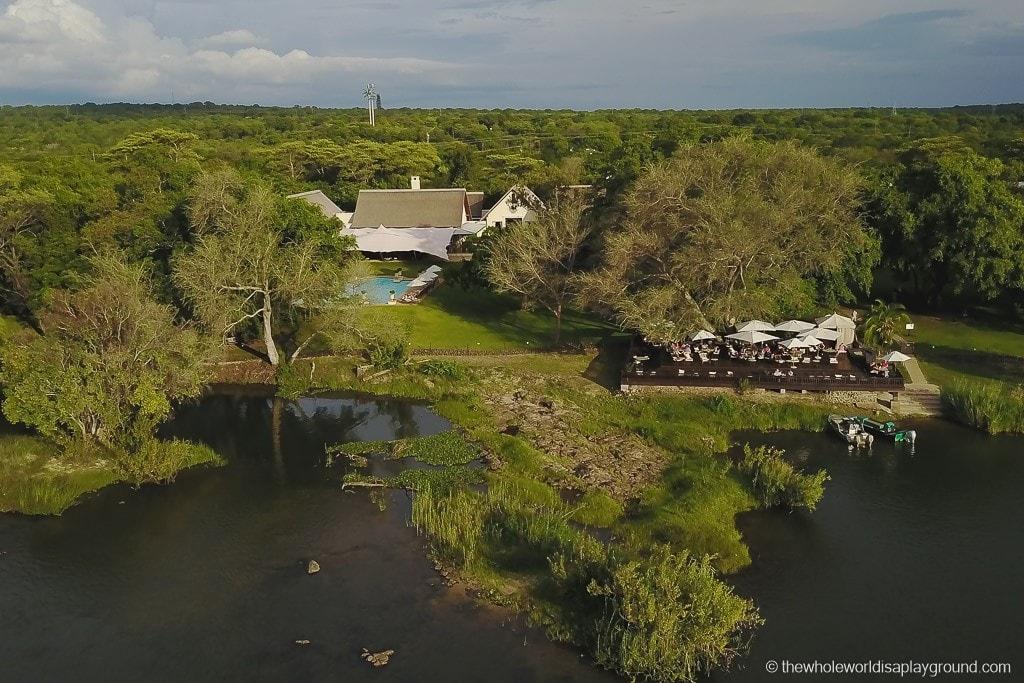 Zambia Victoria Falls Royal Livingston Hotel Review-13