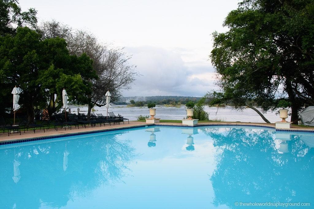 Zambia Victoria Falls Royal Livingston Hotel Review-14