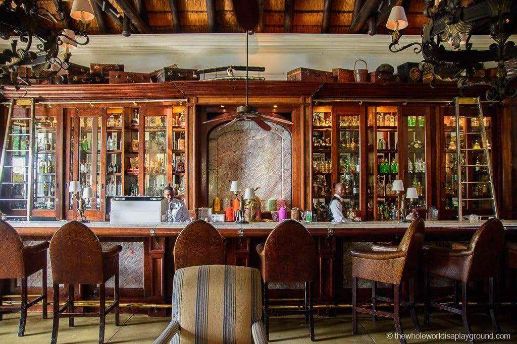 Zambia Victoria Falls Royal Livingston Hotel Review-32
