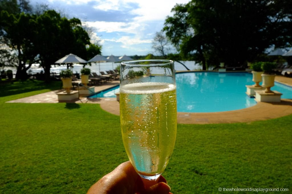 Zambia Victoria Falls Royal Livingston Hotel Review-8