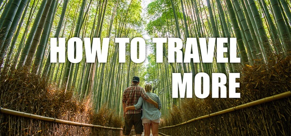 Learn how to travel more