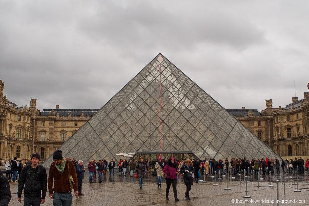 France Paris Must See SIghts