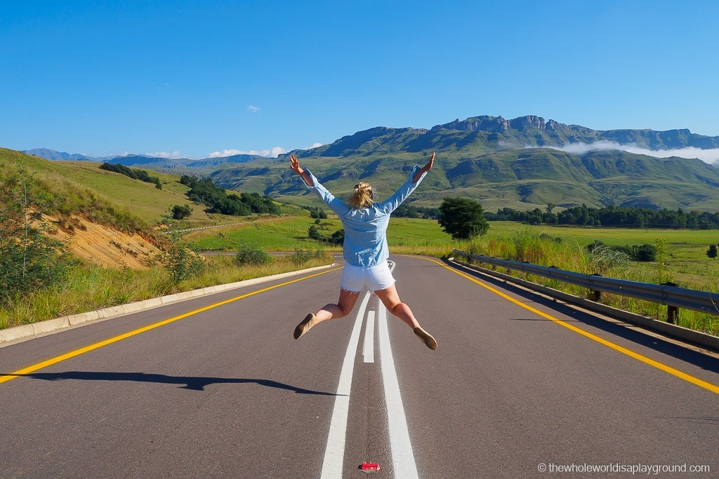 ultimate south africa road trip itinerary