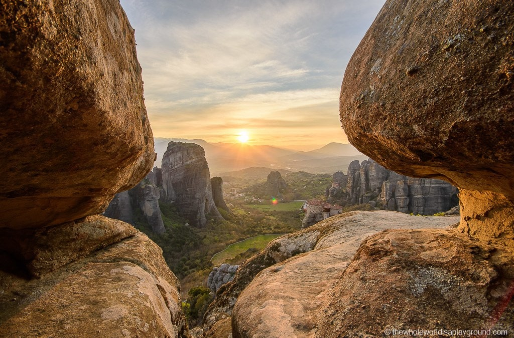 The Best Photo Locations in Meteora, Greece