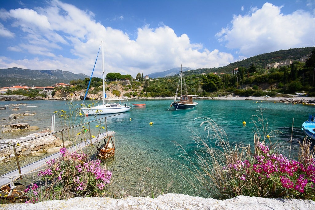Greece Peloponnese Road Trip Itinerary-16
