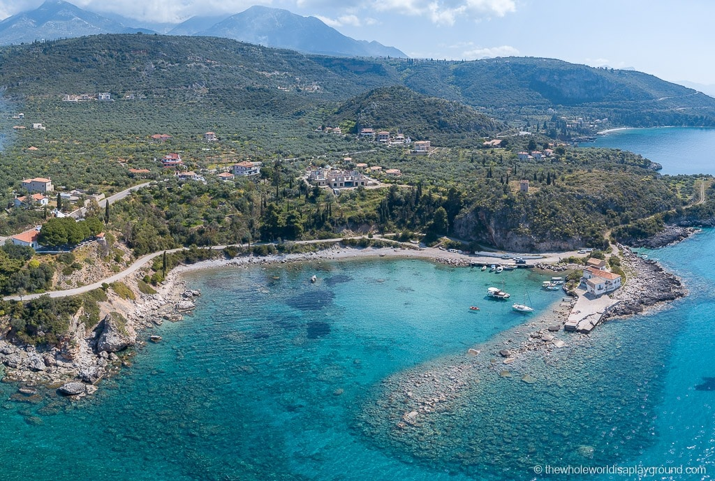 Greece Peloponnese Road Trip Itinerary-17