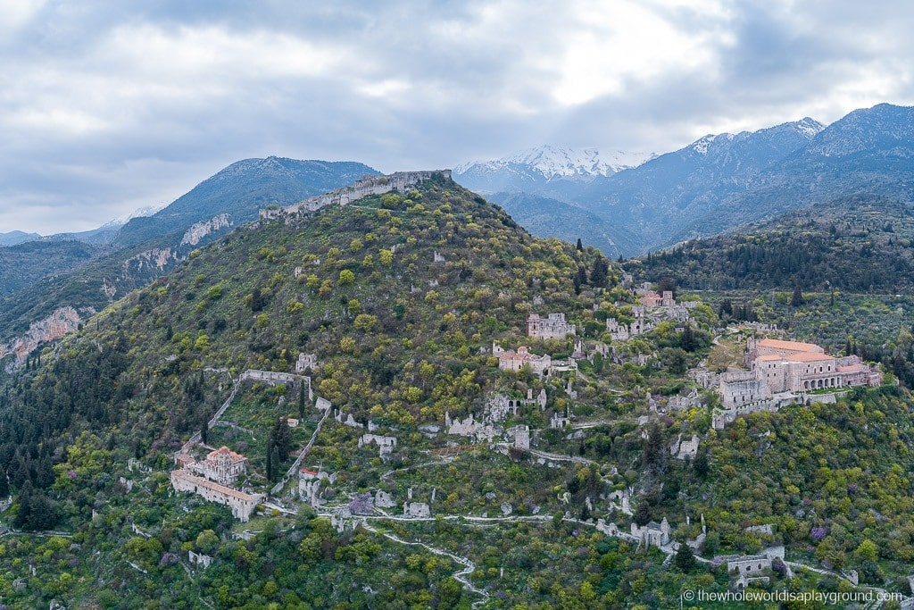 Greece Peloponnese Road Trip Itinerary-19