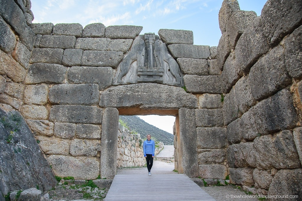 Greece Peloponnese Road Trip Itinerary-20