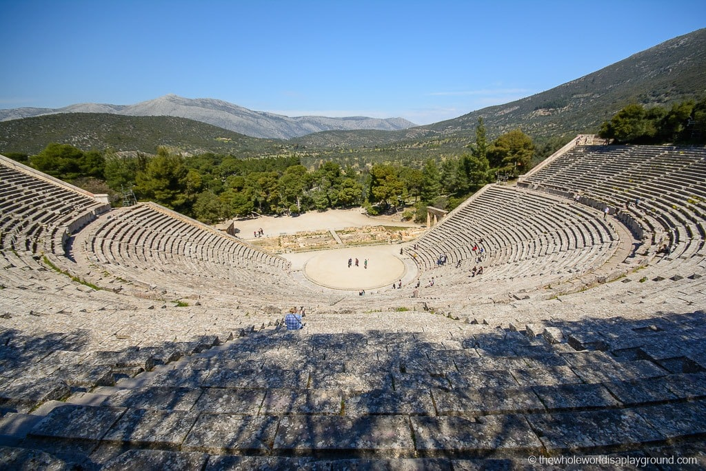 Greece Peloponnese Road Trip Itinerary-29