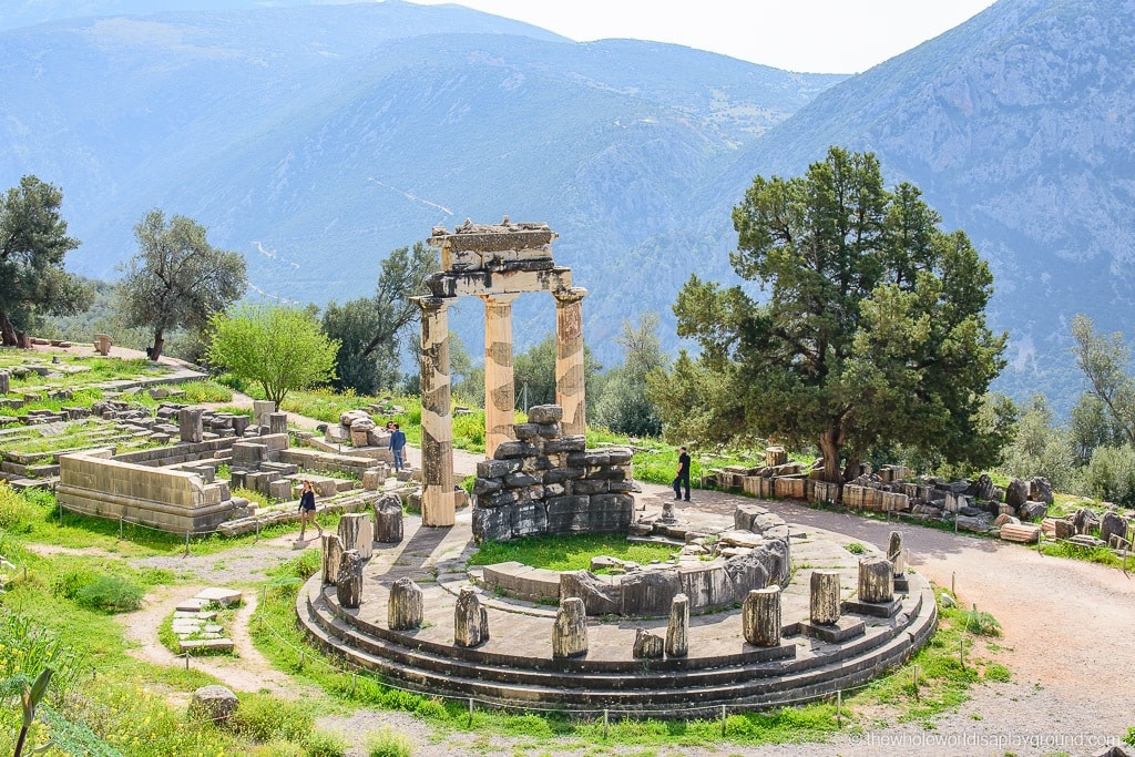 Greece Peloponnese Road Trip Itinerary-3