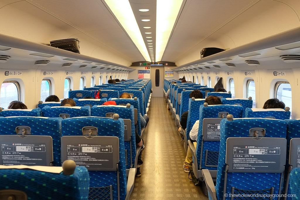 Japan JR Pass Green or Ordinary-12