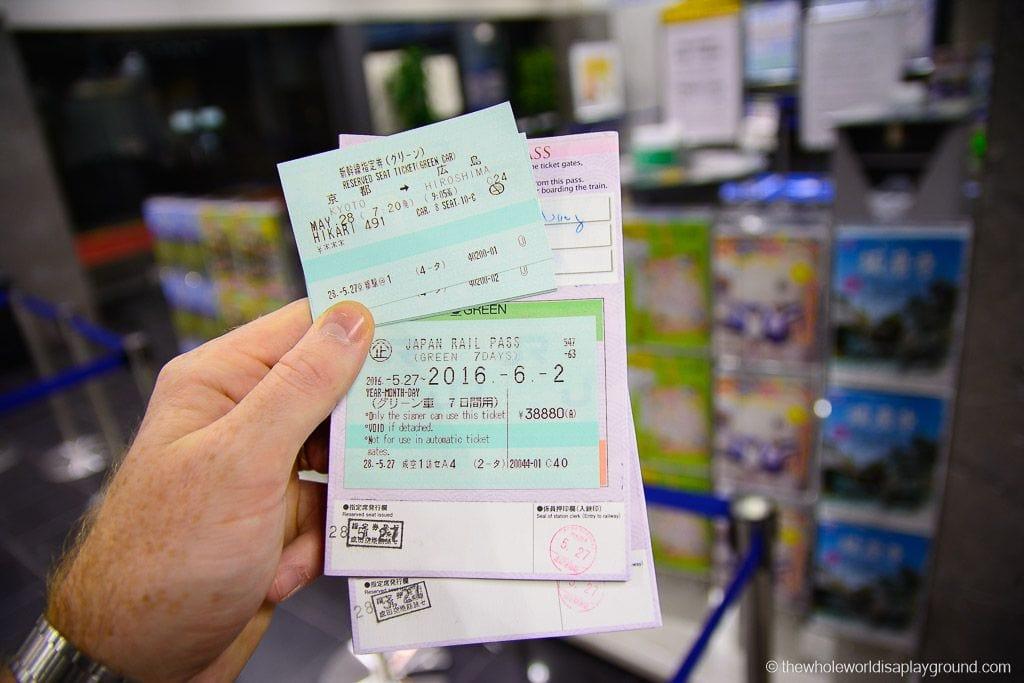 Japan JR Pass Green or Ordinary-5