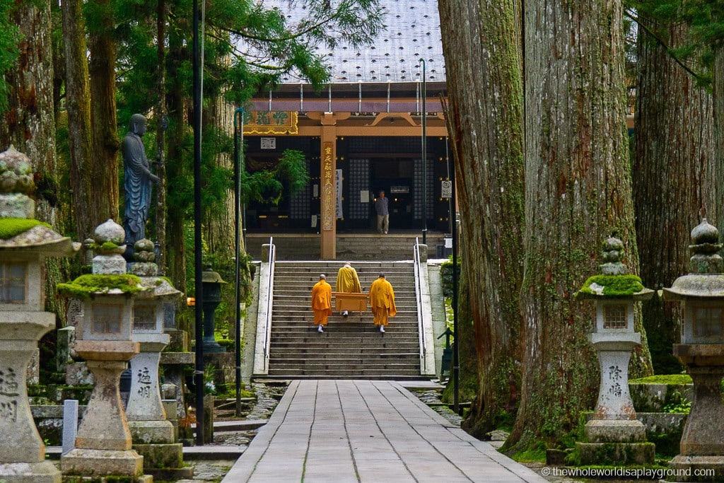 Japan Mount Koya Things To Do Must See-15