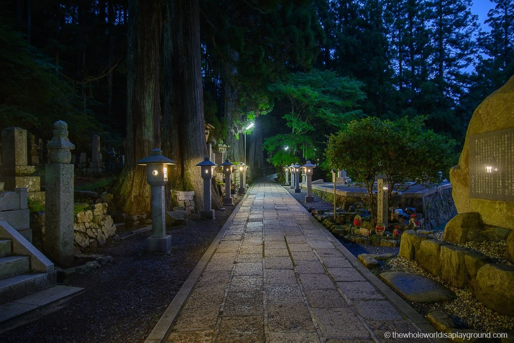 Japan Mount Koya Things To Do Must See-17