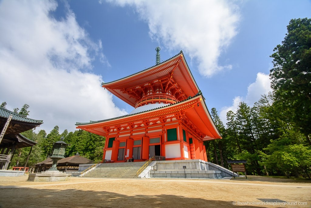 Japan Mount Koya Things To Do Must See-25