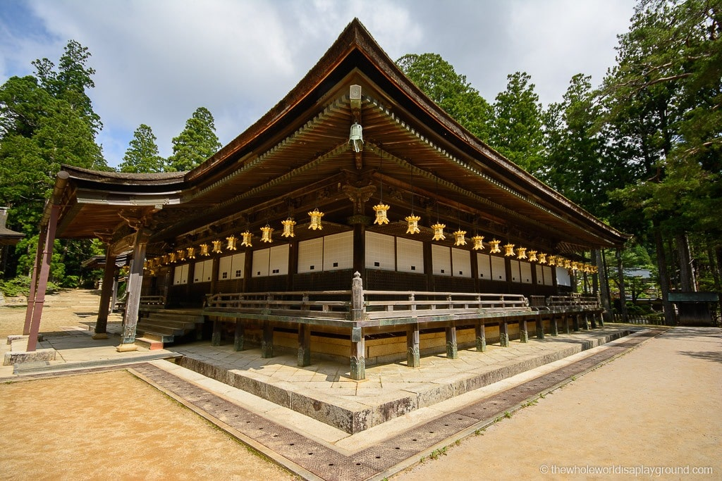 Japan Mount Koya Things To Do Must See-9