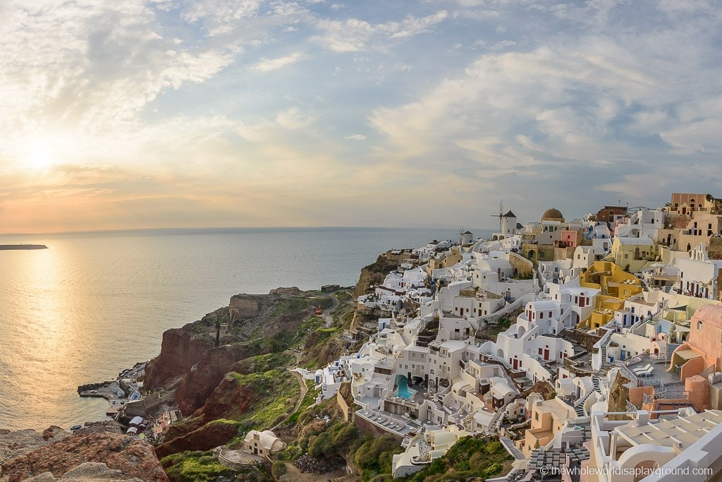 Greece Santorini Photo Spots