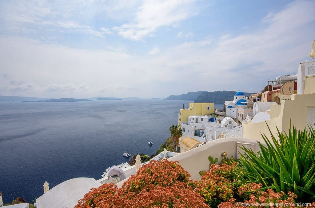 Best 15 Things to do in Santorini: an island sightseeing guide!
