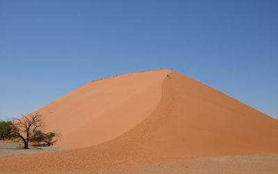 Sossusvlei to Swakopmund: a drive through the Namibian desert
