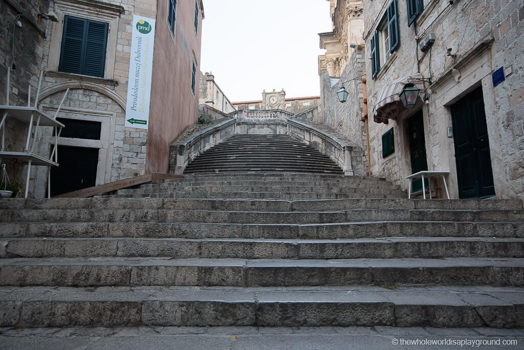19 Game Of Thrones Filming Locations In Dubrovnik The