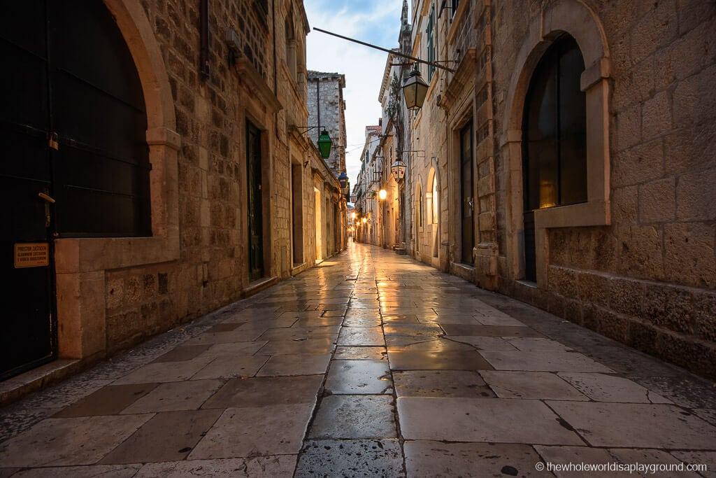 18 Game Of Thrones Filming Locations In Dubrovnik The