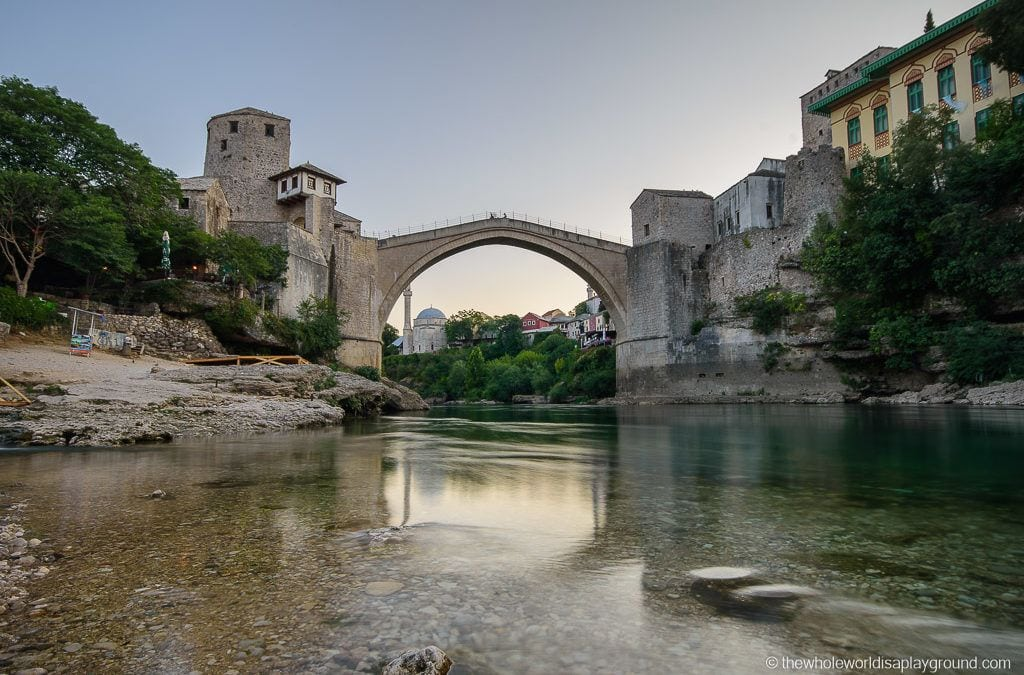Best 16 things to do in Mostar: a sightseeing guide!