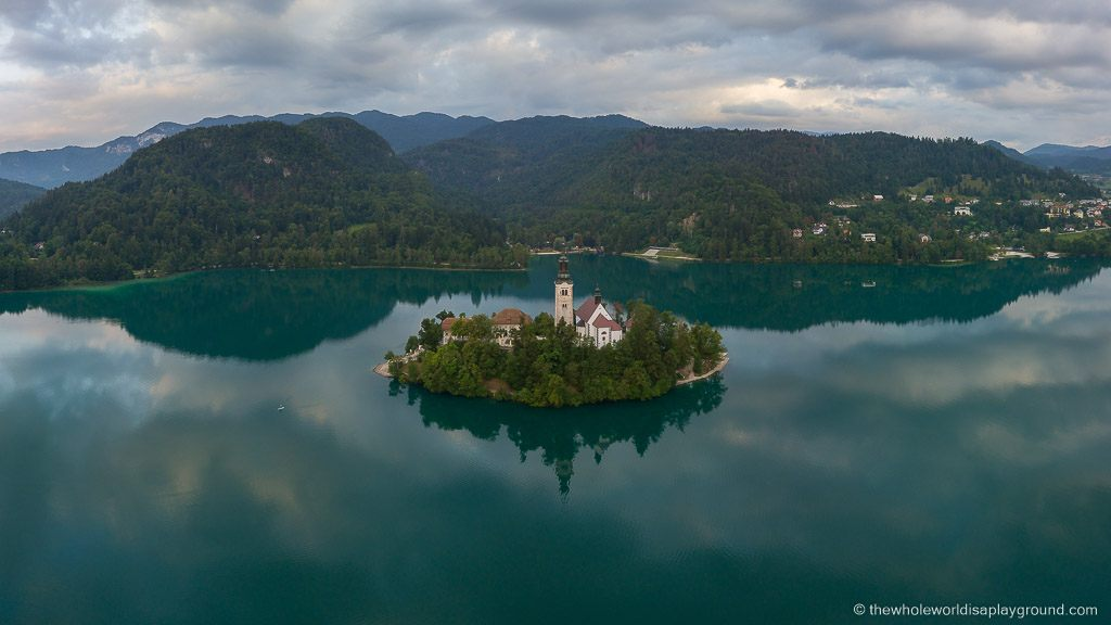 Best Photo Locations in Lake Bled Slovenia