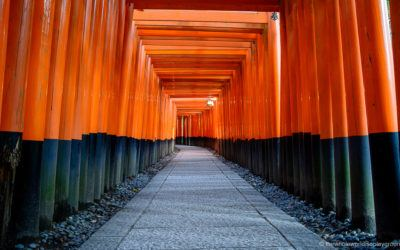 Fushimi Inari Shrine Kyoto: Home of 5,000 Torii Gates