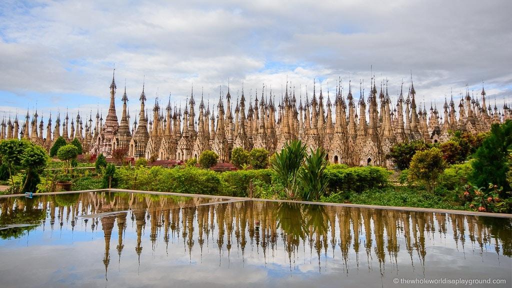 A Visit to Kakku, Myanmar