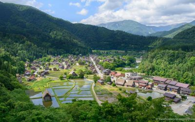 How to get to Shirakawa-go from Kyoto, Tokyo and Osaka by JR Pass