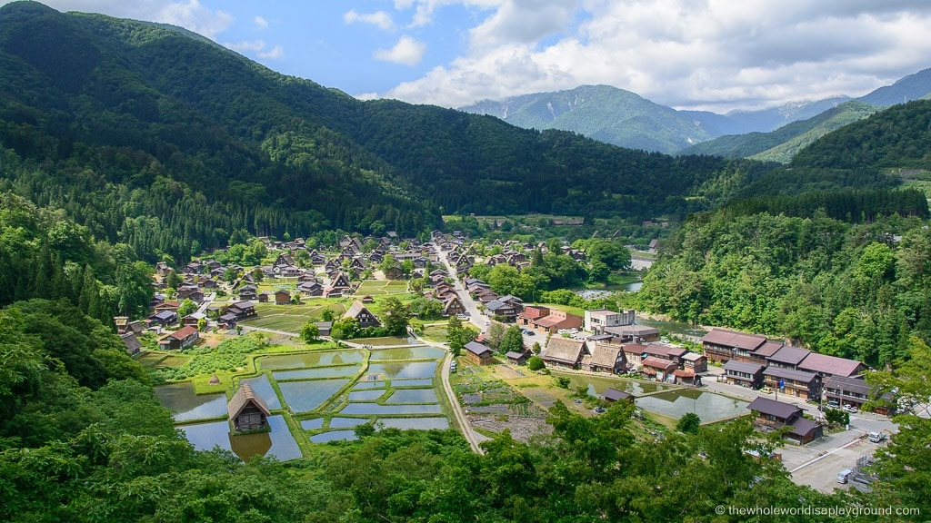 How to get to Shirakawa-go from Kyoto, Tokyo and Osaka by JR Pass
