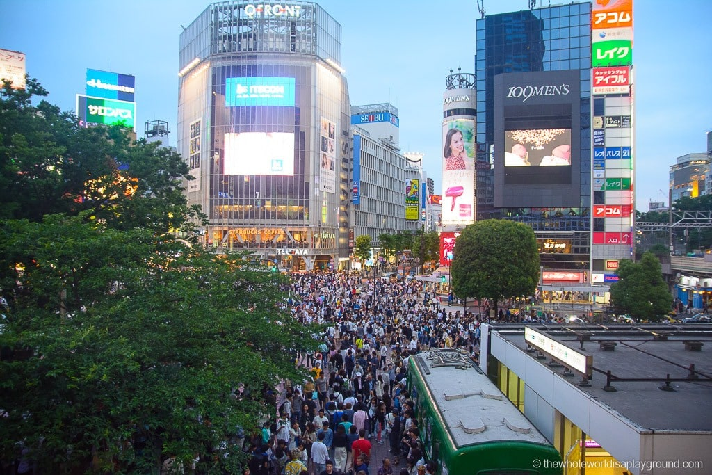 Shibuya Station things to do in Shibuya