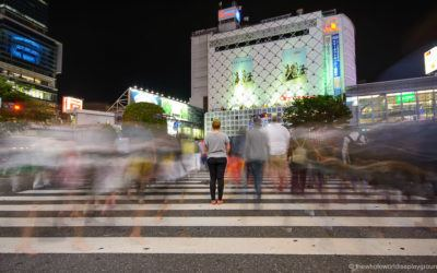 The Best Photo Locations at Shibuya Crossing, Tokyo