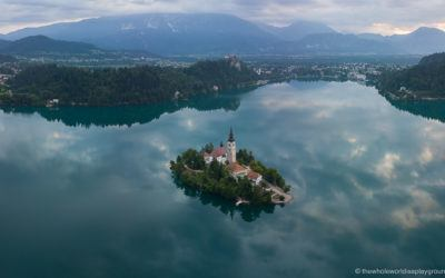 UNESCO World Heritage Sites in Slovenia