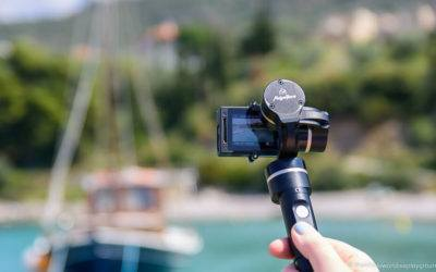 The Best Stabilized GoPro Gimbal