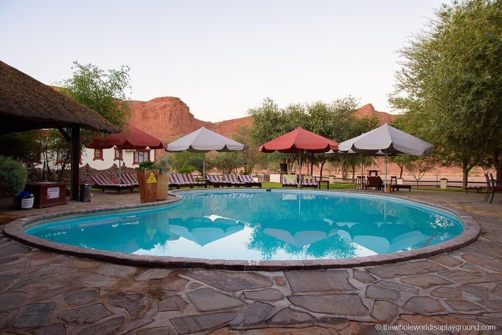 Namibia Itinerary Self Drive