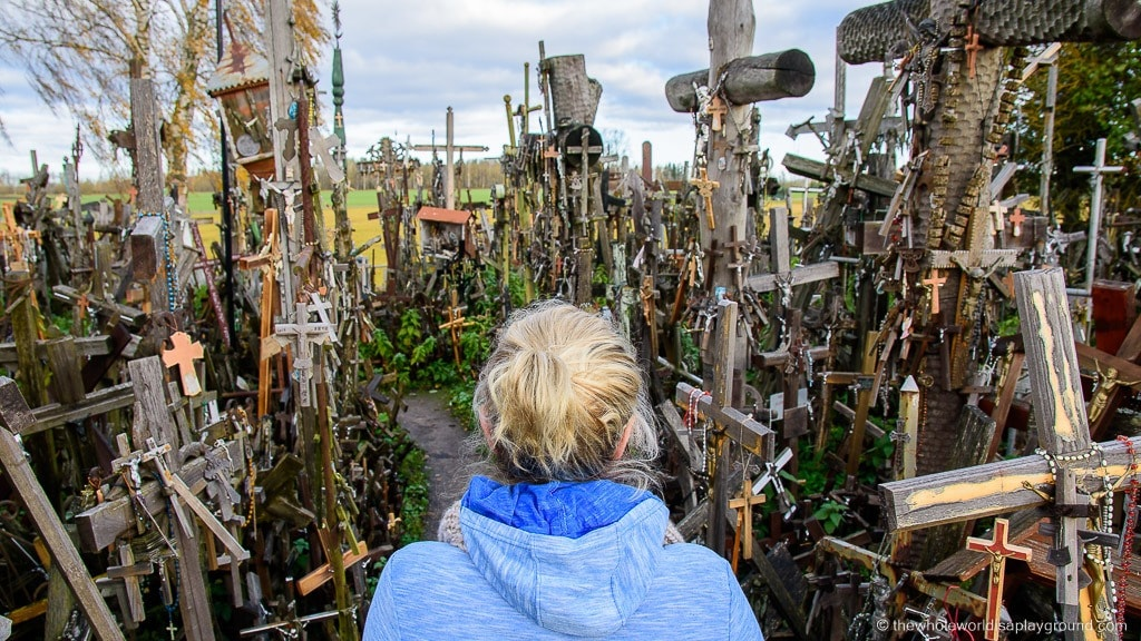 How to get to Hill of Crosses from Vilnius, Riga and Kaunas