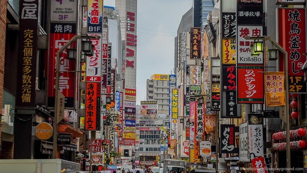 Best Things to do in Shinjuku, Tokyo