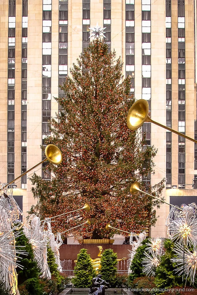 Christmas in New York Things to Do