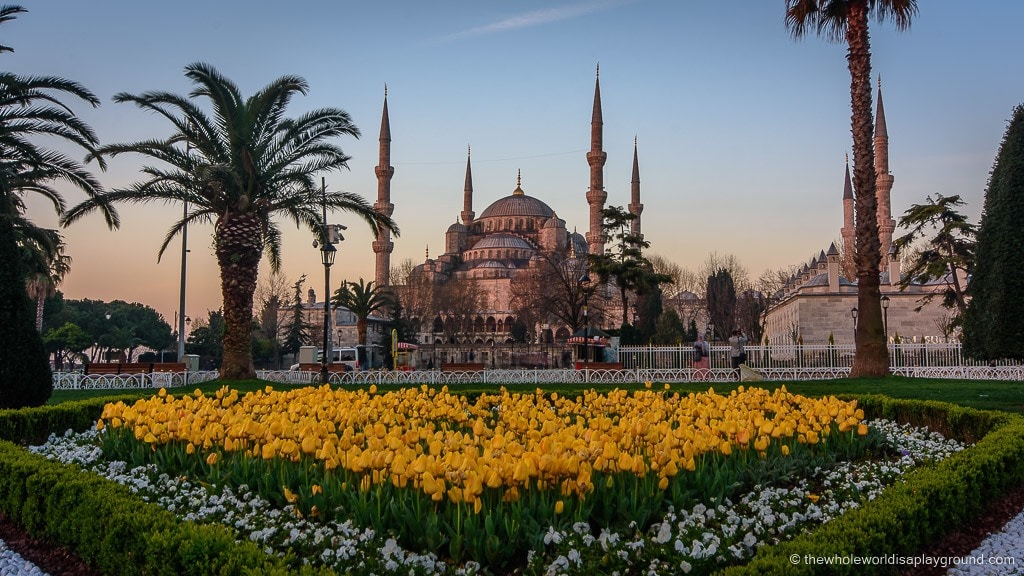 Best Photo Locations Istanbul, Turkey