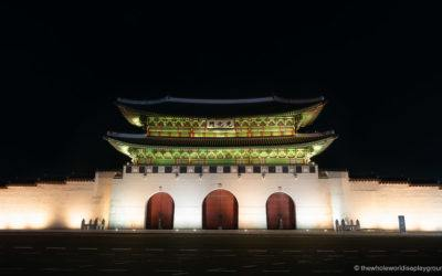 Best Photo Locations in Seoul, South Korea