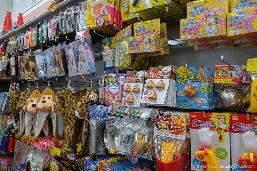 Shopping things to do in Shibuya