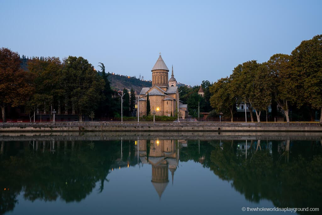Things to do in Tbilisi